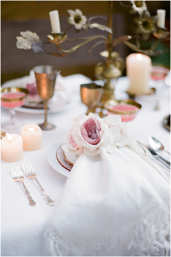 gorgeous wedding Table setting Stefanie Kapra Photography Fine Art Wedding Photography