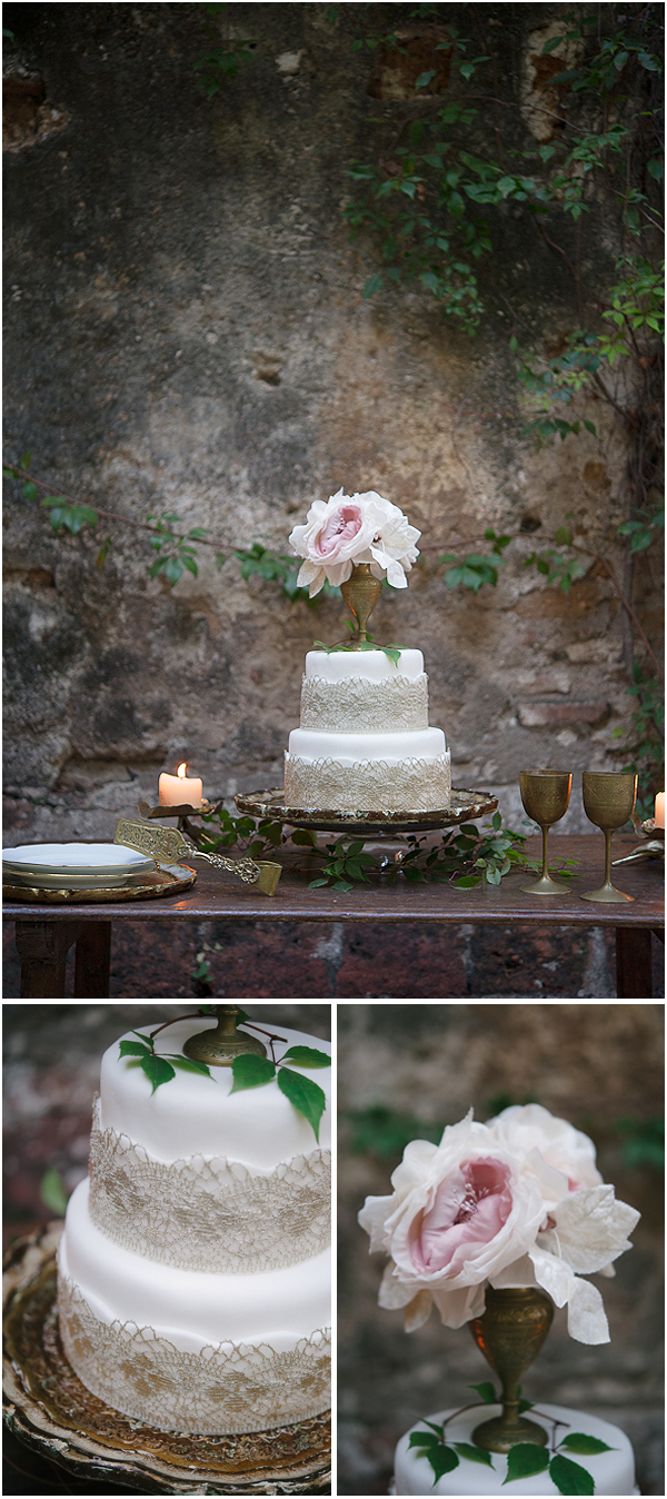 wedding cake Stefanie Kapra Photography Fine Art Wedding Photography