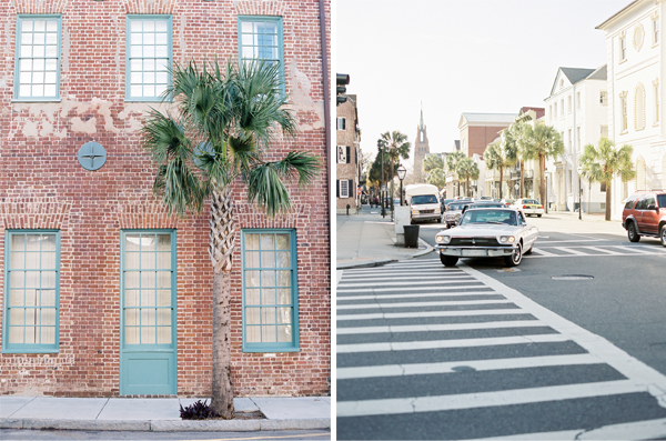 Charleston on Contax - vintage car  | Stefanie Kapra Photography South Carolina Weddings