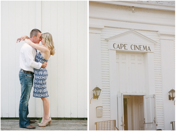 Stefanie Kapra Photo | Cape Cod Massachusetts engagement Photographer | Film Photography