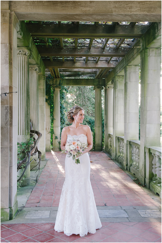 bride portrait Stefanie Kapra CT Fine Art wedding Photographer ny sc