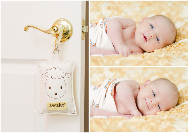 awake - newborn photographer Stefanie Kapra Photo - Fine Art Photography CT, New York, SC
