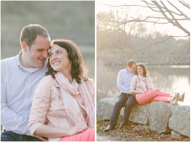 Fine art engagement photographer Stefanie Kapra Photo CT NY SC