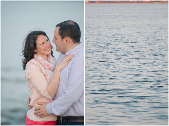Fine art  wedding photography Stefanie Kapra Photo nautical engagement photos Stonington CT