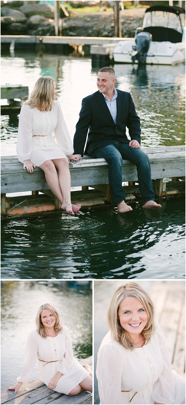 Stefanie Kapra Photo Film Fine Art Wedding Photographer nautical e-session NY, CT, SC