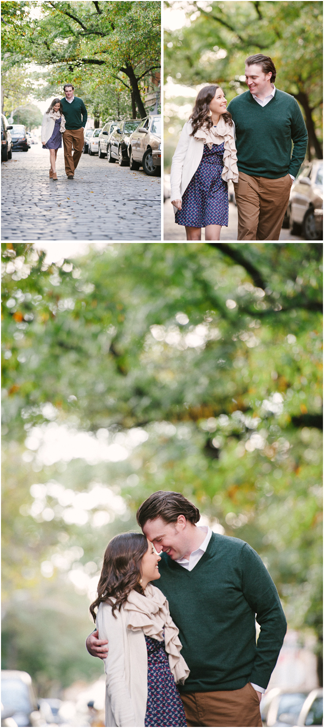 NYC West Village engagement session Stefanie Kapra Photography NY, CT, MA