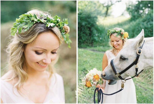 Stefanie Kapra Photo - equestrian wedding - Destination weddings - fine art film photographer