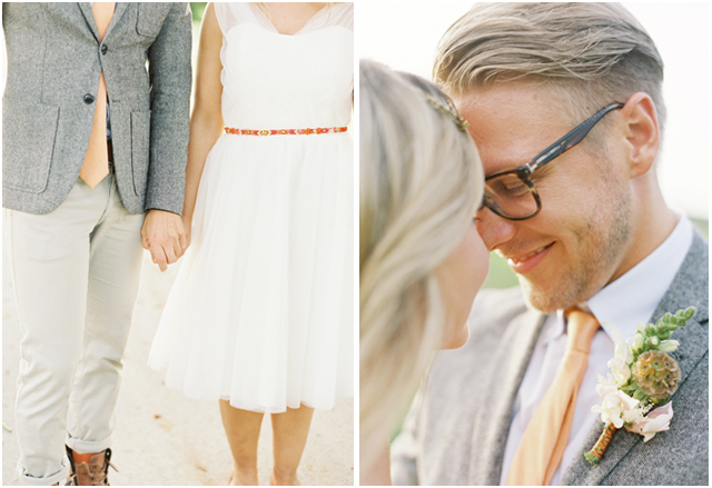 Stefanie Kapra Photo - boho wedding - Destination weddings - fine art film photographer