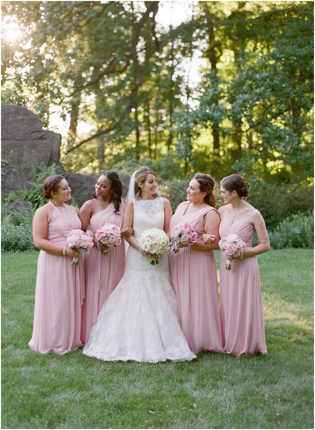 Stefanie Kapra Fine Art Wedding Film Photographer NY, CT, Fairfield, Hudson bridesmaids