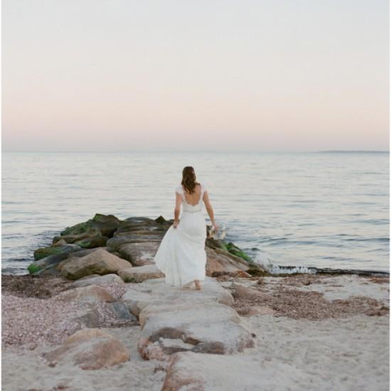 Stefanie Kapra Fine Art Wedding Film Photographer Cape Cod