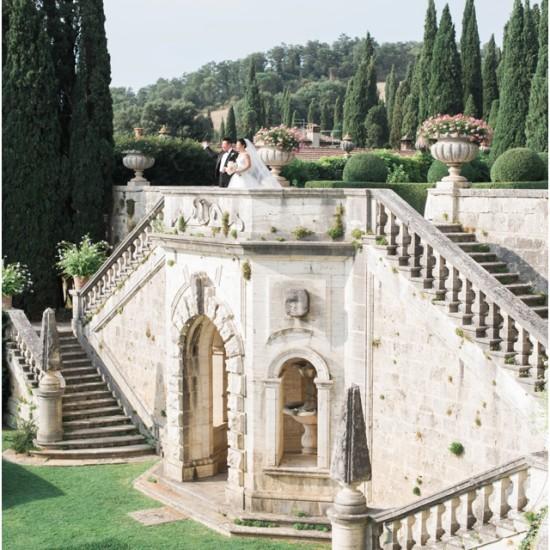 Stefanie Kapra Italy La Foce Wedding Photographer_0090