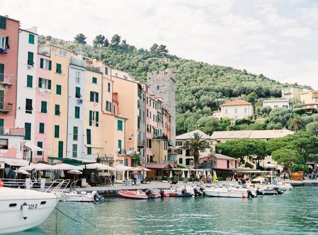 italy destination wedding film photographer Cinque Terre Elopement